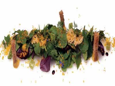 """La parte aromática de una """"Caesar Salad"""" en Emilia"""