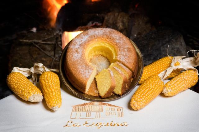 Torta de Maíz (Panadería La Esquina)