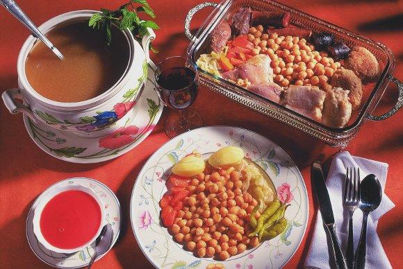 Cocido Taberna de Buenaventura