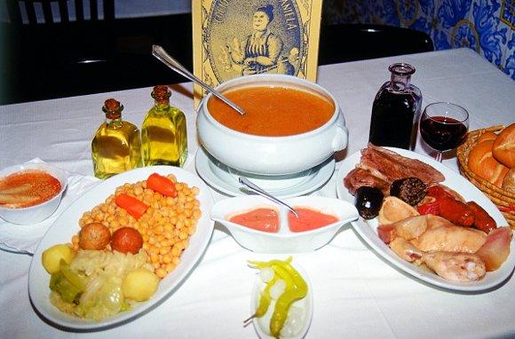 Cocido La Taberna de La Daniela