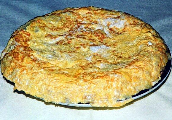 Tortilla Restaurante El Tahití