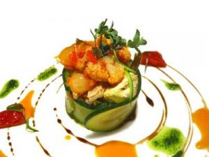 Atún de conejo con verduras en salsa agridulce (1999)