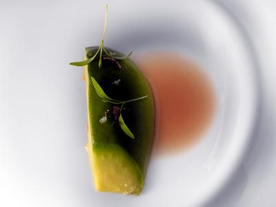Foie Gras Vegetal (Aguacate)