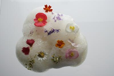 Miel, Flores y Pistachos
