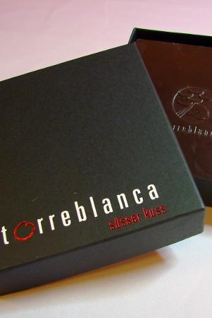 Chocolate Torreblanca Süsser Kuss