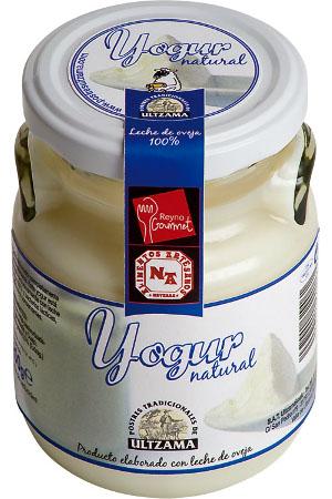 Yogur de Oveja Postres Tradicionales de Ultzama